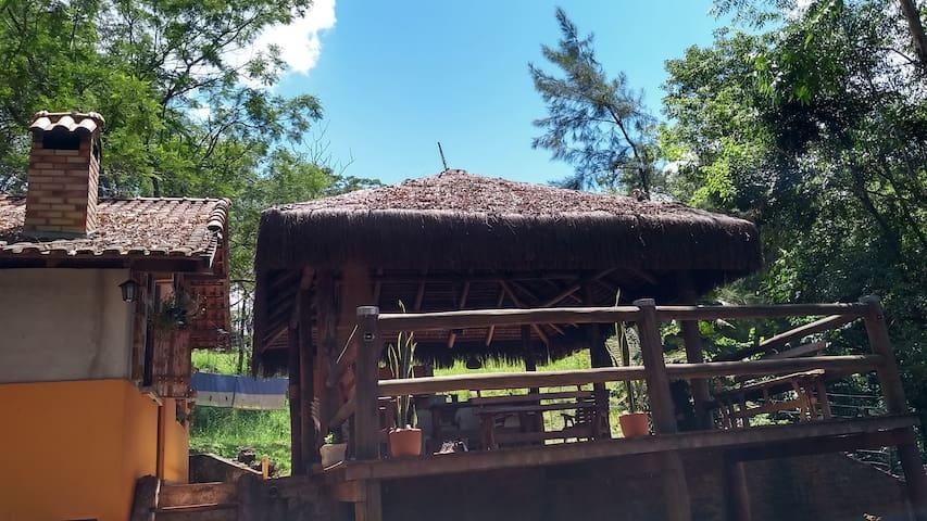 Suite na Cabana Serra do Cristal