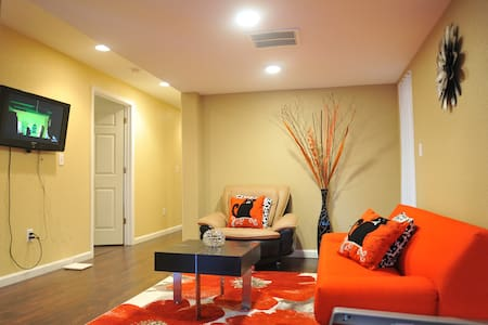 Spacious and Cozy Walk out basement Apt.