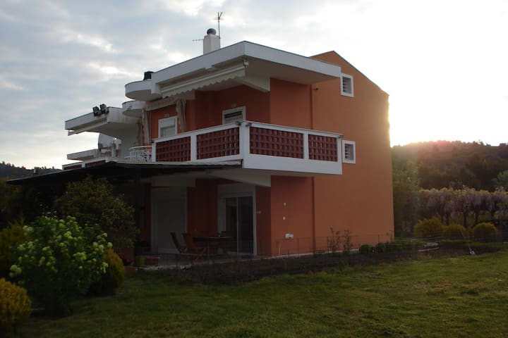 Дом на берегу моря - Chalkidiki - Rumah