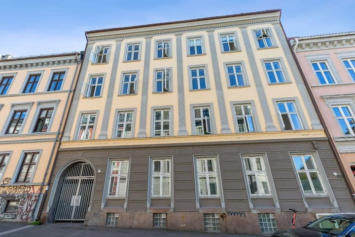 Urban Apartments St Hanshaugen Studio 101