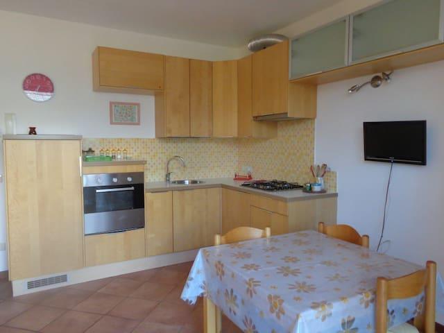 Casa Gaia con vista sul Lago d'Iseo