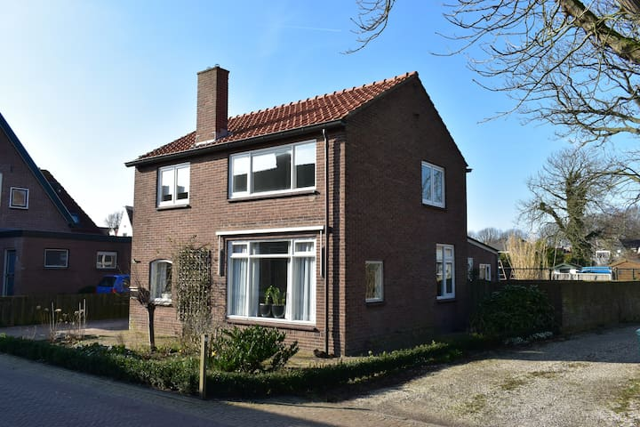 Comfortable detached house close by beach! - Egmond aan Den Hoef - 一軒家