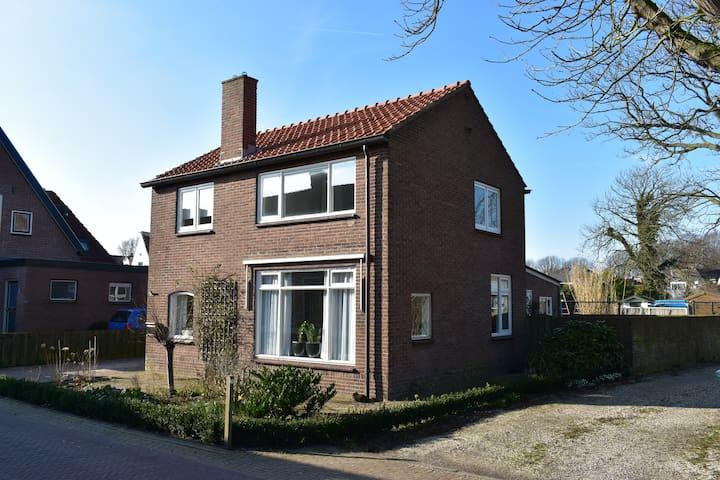 Comfortable detached house close by beach! - Egmond aan Den Hoef - Dům