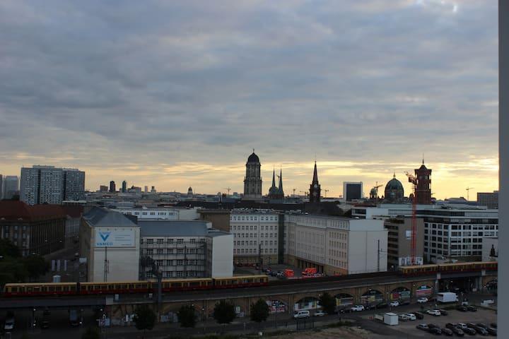 Berlin-Center, 1 Bedroom