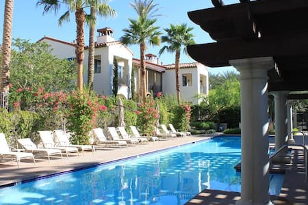 Best Location 2BD/2BA Villa right by Clubhouse with Garage - Lower C33 - La Quinta - Apartment
