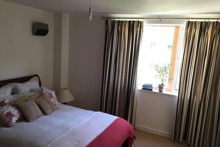Double Bed En Suite in Modern Duplex City Centre