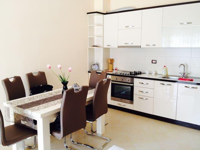 Modern apartment in the center of tirana@pazari ri
