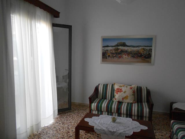 Comfortable Apartment - Parga - Byt