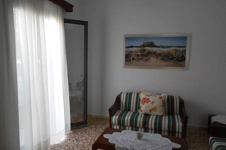 Comfortable Apartment - Parga