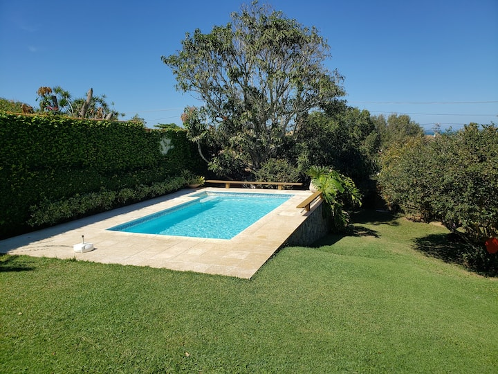 Private House in Buzios with Enormous Garden
