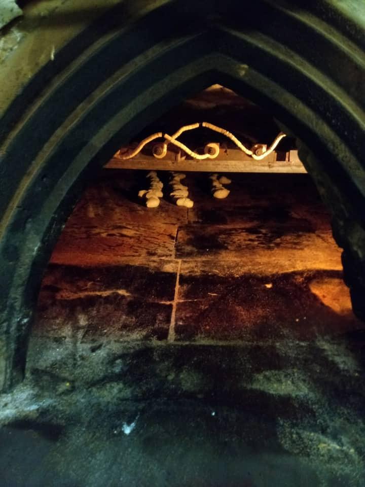 Uno dei forni piu antichi d'Europa