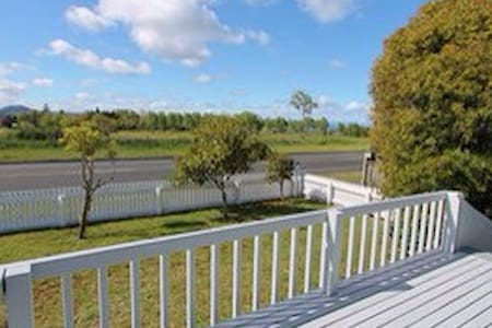 Double private room close to town - Taupo - Haus