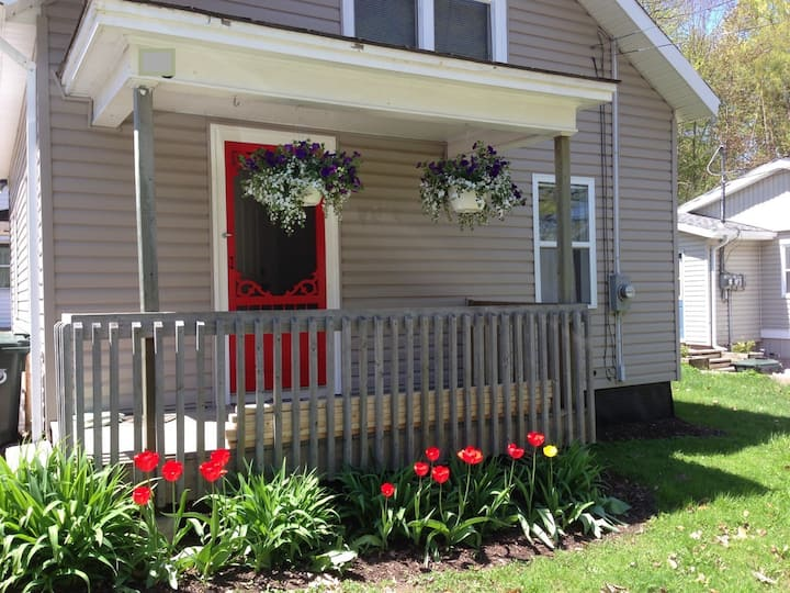 The Little House in Wolfville