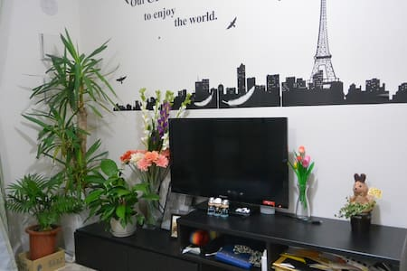 vera's cozy home in Tokyo for girl - Apartment