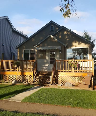 Affordable House - Close to NAIT and Downtown!