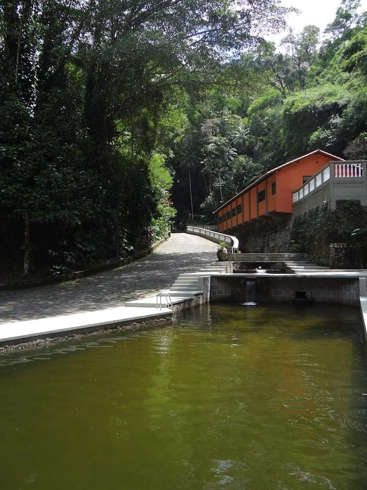 Santuário Ecológico em Boca do Mato