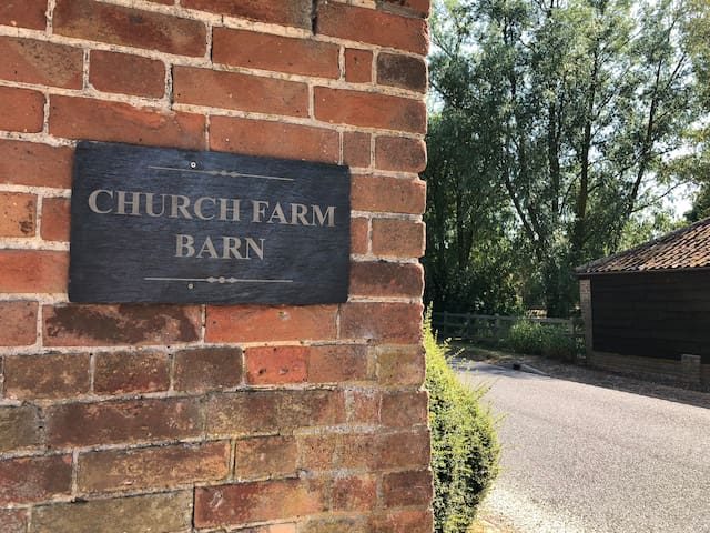 Church Farm Barn
