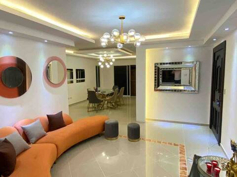 NEW, Luxury and Chic 3br in residencial NEFTALÍ 3