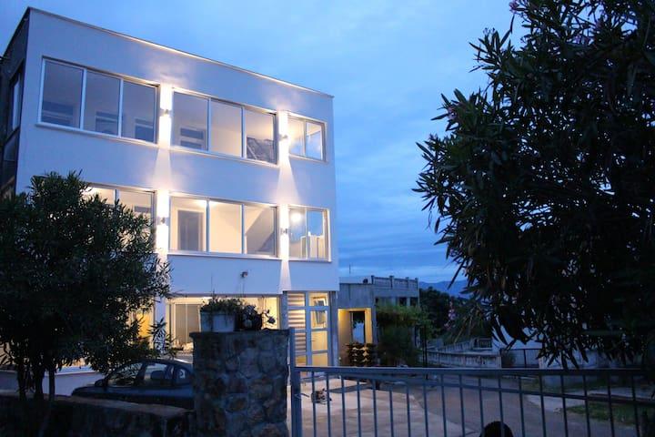 Villa Adria Studio No.1 in Krimovica, Kotor, MNE - Krimovica - Apartamento