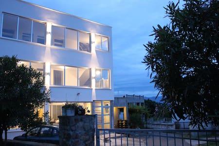 Villa Adria Studio No.1 in Krimovica, Kotor, MNE - Krimovica - 아파트