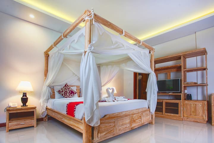 AlasPetulu One Bedroom Villa with jungle view #106