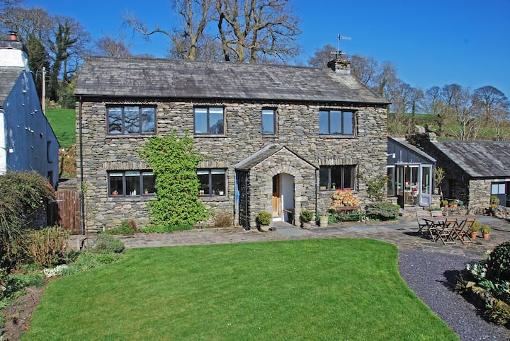 Hagg Foot House, Staveley, near Kendal