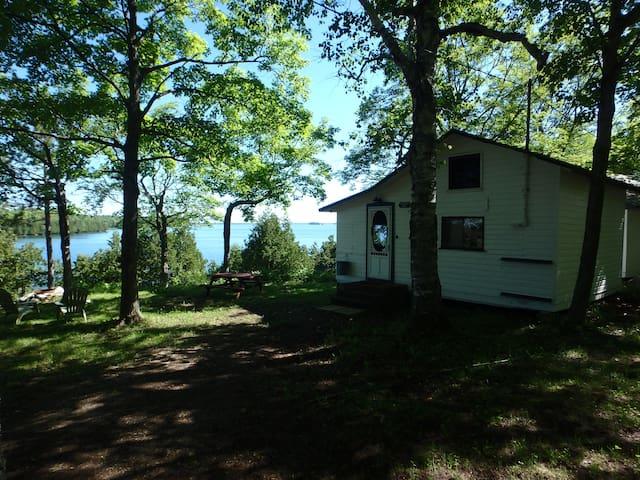 Patterson Bay at Macs Camp
