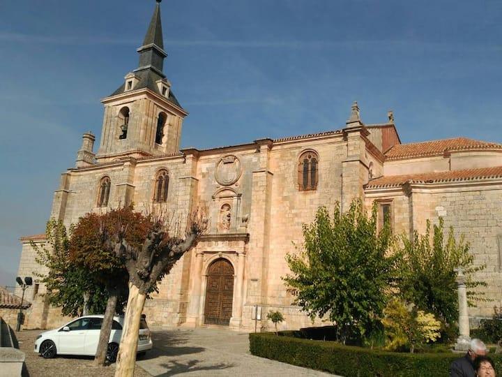 B&B.Lerma.Pueblo más bonito de España. VuT-09/104