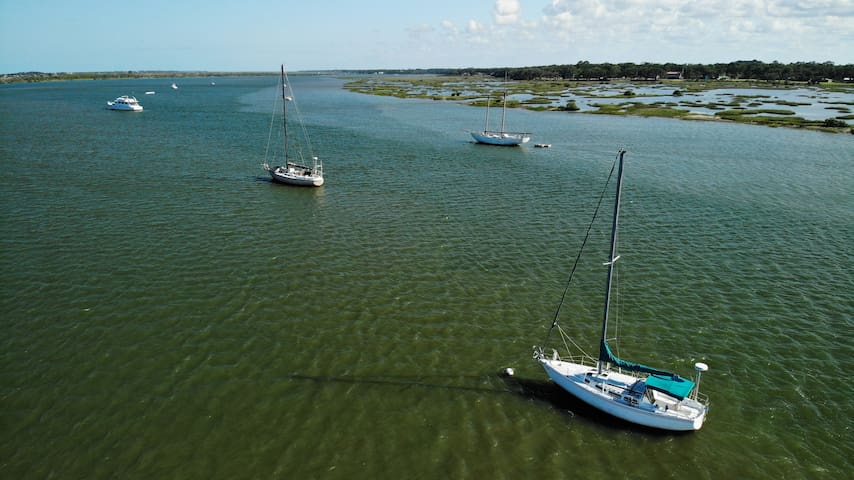 Saint Augustine Adventure on the Water-Pirate Life
