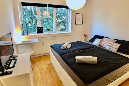 Lovely Quiet Room in Copenhagen - Netflix, Kitchen