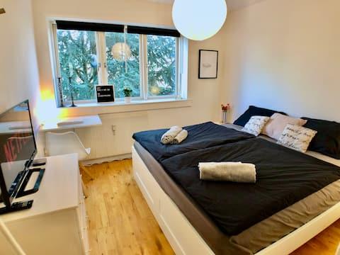 Lovely Quiet Room in Copenhagen - Netflix, Kitchen