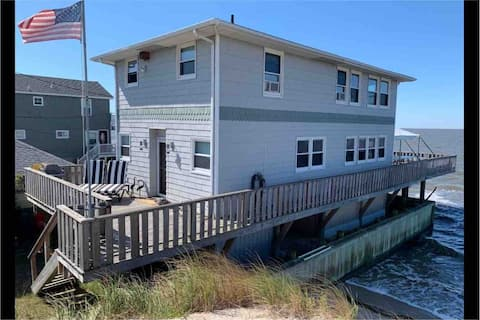 Sunset Cottage & Beach- Kayak, Fish, Grill & Chill