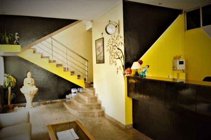 #NestBnB 010-Home Away from home