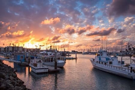 Welcome Aboard. Relax on the Harbor - Oceanside
