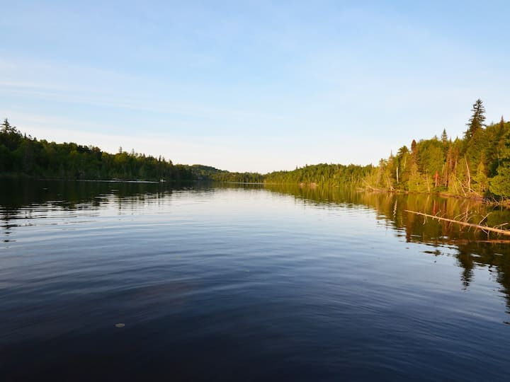 Bord du Lac Walfred, Mistral, Chalet & Spa