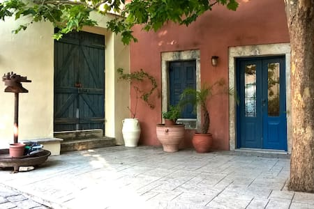 Renovated stone house in Archanes - Archanes - Casa