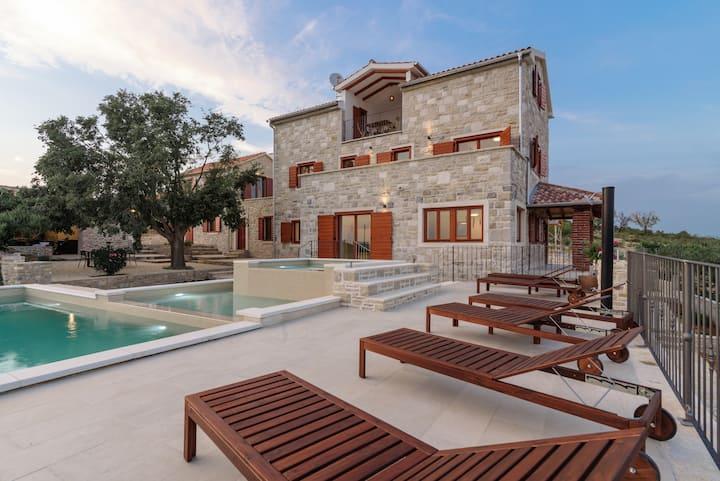 Authentic Stone Villa