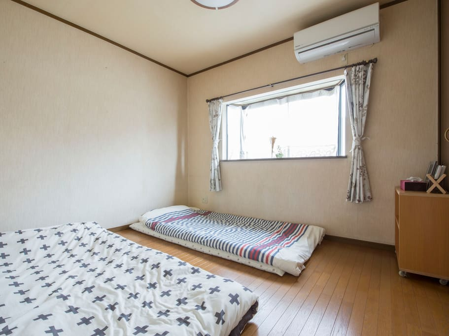 3楼 双人地板房