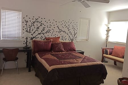Waimea Private Master Bedroom Suite - 威美亚(Waimea) - 独立屋