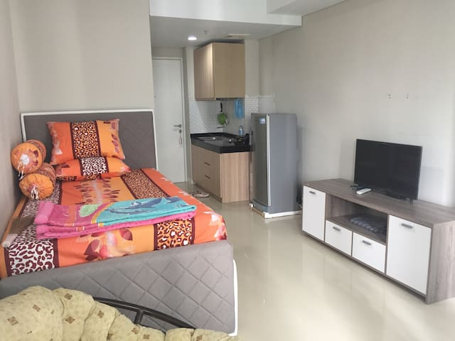 Private Studio Apart for 2 people