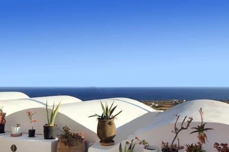 Loft studio-seaview-shared terrace