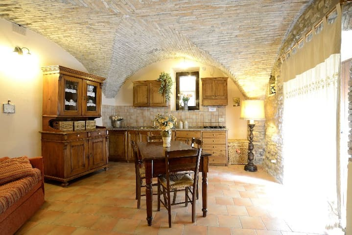 Apartments Umbrian countryside - 2/4 people - Pian della Pieve - Apartment