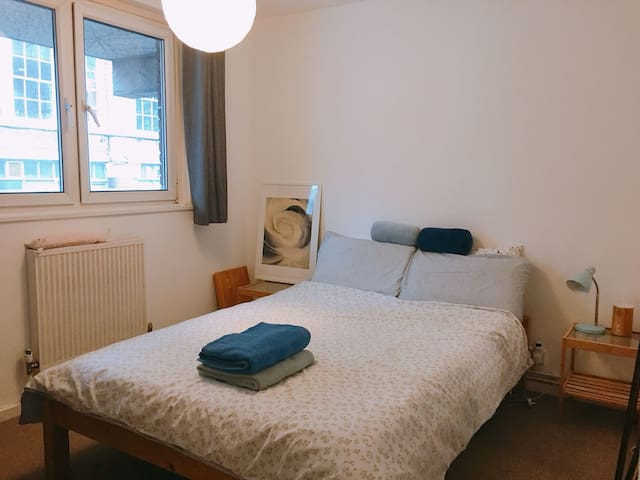 Homely Private Room in Old Street (London Zone 1)