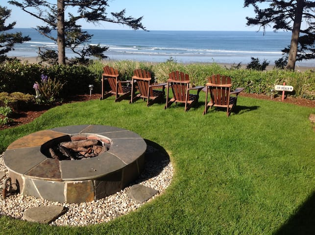 Tyee Lodge B&B: a peaceful coastal hideaway.