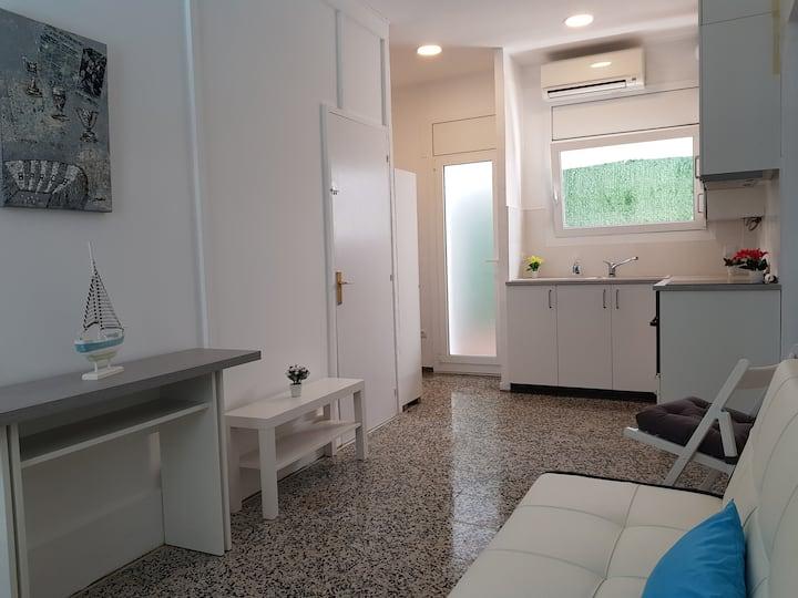 Bonito apartamento hiper centro con 2 habitaciones