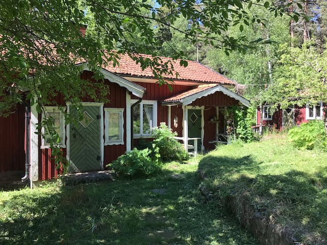 Idyllic holiday home near Vimmerby & Västervik