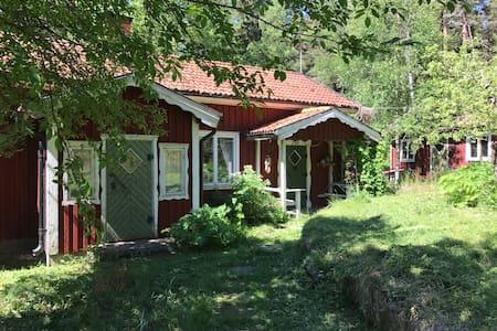 Idyllic holiday home near Vimmerby & Västervik
