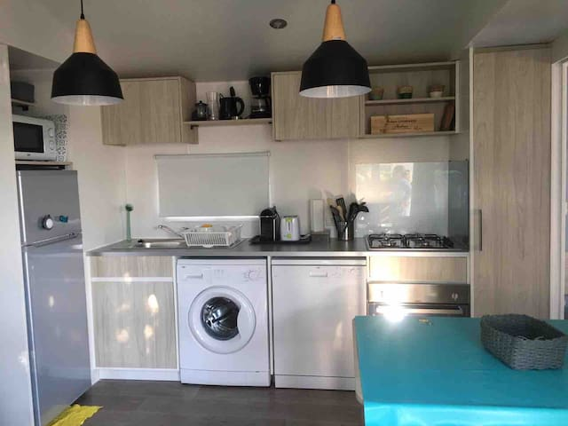 Mobil home neuf 36 m2 lac des reves