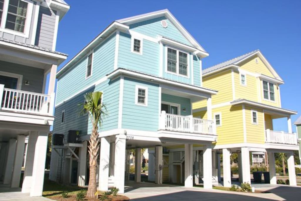 Lovely Large Luxury Home Houses For Rent In Myrtle Beach South Carol