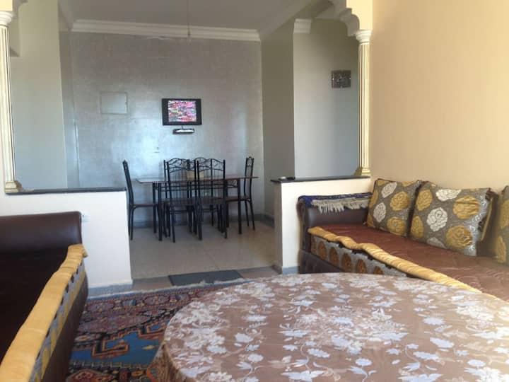 Appartement F2 propre & spacieux